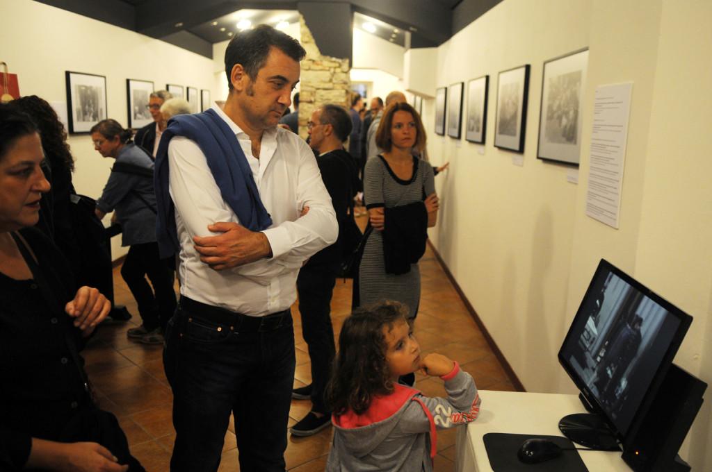 Ponterosso / Memorie, 11 ottobre 2014, Galerija Makina, Pola (Courtesy Glas Istre)