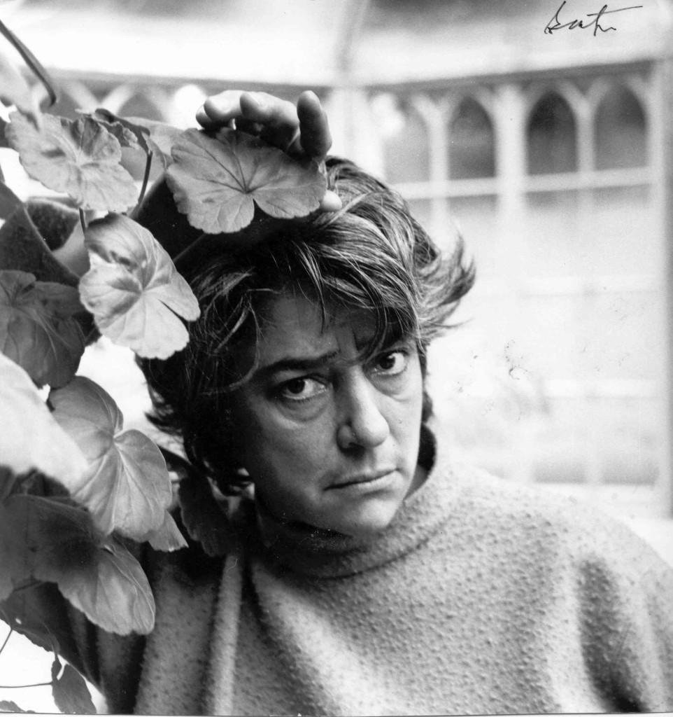 Fiore de Henriquez negli anni '80 (foto di Felix Fonteyn)