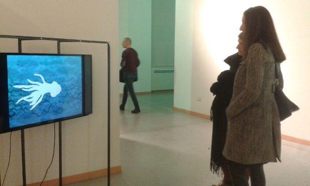 """""""Sirene"""" di Daria Tommasi al Magazzino delle Idee."""