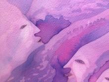 """Un dettaglio di """"Sirene"""" di Ugo Pierri"""