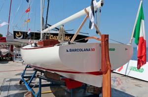 Barcolana 50, la Passera progettata da Federico Lenardon